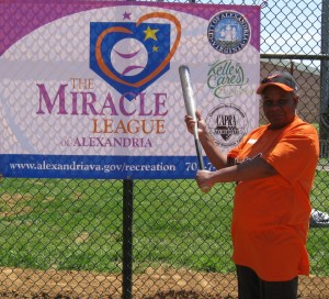 2011 MIRACLE BASEBALL LEAGUE OPENING DAY 004